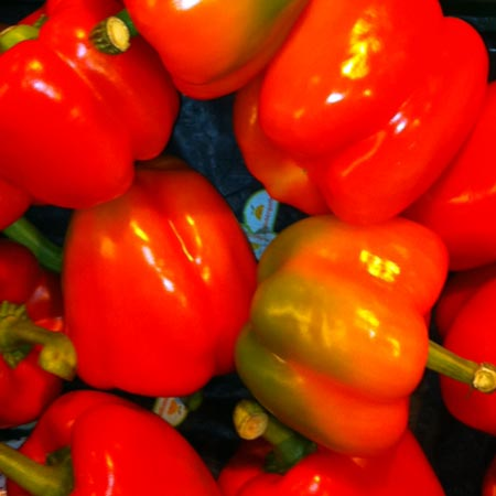 Wieviel Kalorien hat Paprika